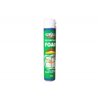 Wholesale 750ml Fire Retardant PU Foam Spray For Gap Filler Sealing Construction from china suppliers