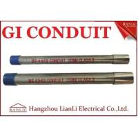 Wholesale Class 4 25mm GI Conduit Class 4 Galvanised Electrical Conduit For Project Directly from china suppliers