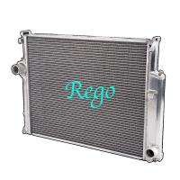 Wholesale Direct-Fit 1992-1999 BMW E36 2 Row Full Aluminium Auto Radiator 2 Rows from china suppliers