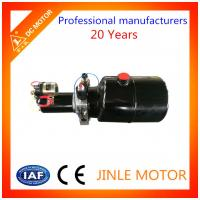 Wholesale Energy Saving 12v DC Hydraulic Power Unit  For Tipper Trailer , Tank Capacity 5L 6L from china suppliers