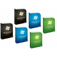 Wholesale Activation Windows 7 Professional 64 Bit Full Retail Version 1GB Memory Required from china suppliers