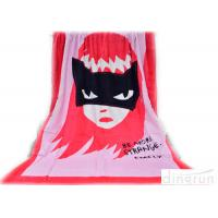 Wholesale 100*180cm Large Reactive Custom Printed Beach Towels With Pocket from china suppliers