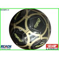 Wholesale Professional 15cm PU Leather Soccer Balls Round 32 Panel Football from china suppliers