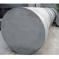 Wholesale China Factory of 0.8mm Grain Size Extruded Vibrated Molded Graphite Pan from china suppliers