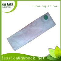 Quality clear spouted bag in box for liquids for sale