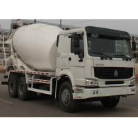 Wholesale SINOTRUK HOWO Concrete Mixer Truck 12CBM from china suppliers