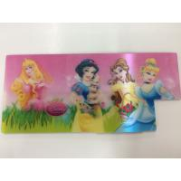 Wholesale Disney Changing Pictures PET 3d Hologram Stickers For Kids , Pantone Color from china suppliers