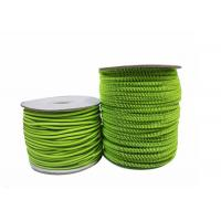 Wholesale High Strength Braided Bungee Cord Roll , Durable Rubber Band Bungee Cord from china suppliers