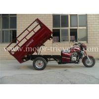 Wholesale Enclosed Cargo Box 3 Wheel 150CC Motor Tricycle Single Cylinder Engine Type from china suppliers