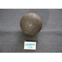Wholesale Grinding Media Hot Rolling Steel Balls For Cement Plant and Mine ( Dia 20mm - 120mm ) from china suppliers