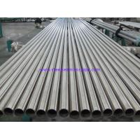 Wholesale Bright Annealed Stainless Steel Tubing DIN 17458 EN10216-5 TC 1 D4 / T3 1.4301/1.4307 25.4 X 2.11 X 6096 MM from china suppliers