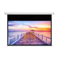 "Wholesale 70"" Motorized Cinema Projection Screens / projector screen ceiling mount from china suppliers"