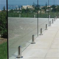 Buy cheap High quality safety toughened laminated glass railing China supplier from wholesalers