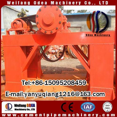Quality Precast Concrete Drainage Pipe making machine of XG Series for sale