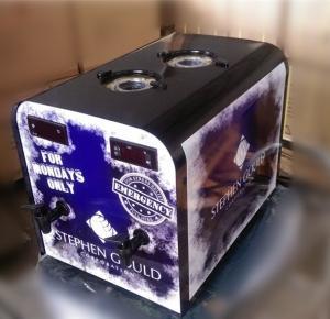 Wineplus Cold Shot Liquor Dispenser Gravity Fed Pour High Performance