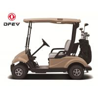 Wholesale Safety 3KW Motor 2 Seater Electrical Golf Carts , Club Car Street Legal Golf Carts from china suppliers