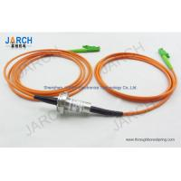 Wholesale Single mode 1310 / 1550 nm Fiber Optic Rotary Joint / FORJ for HD-SDI from china suppliers