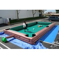 Wholesale Rectangular Large Steel Frame Inflatable Family Pool for School & home &Party from china suppliers