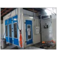 Buy cheap Australia spray booth, paint booth for car WD-70B from wholesalers