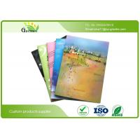 Wholesale Coated Softcover Lined Exercise Books For Stationery / Office / School All Size from china suppliers