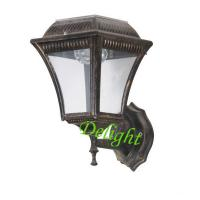 Wholesale Aluminun Outdoor Led Solar Wall Light Solar Gate Light (DL-SW710) from china suppliers