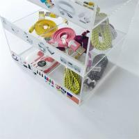 Wholesale retailers acrylic cell phone accessory display stand manufacturing from china suppliers