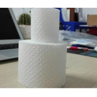 Wholesale 6cm - 10cm Absorbent Airlaid Paper Napkins Rolls Hygiene Raw Materials from china suppliers