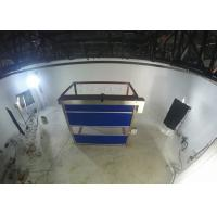 Wholesale Cleaning Room High Speed Rolling Doors With Wireless Safety Edge from china suppliers