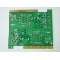 Wholesale Multilayer PCB Board High TG  Hard Golden Finger 6 Layer Pcb from china suppliers