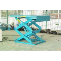Wholesale 1500mm lifting height stationary aerial scissor lift 3Kw with 1000kg capacity from china suppliers