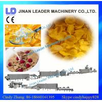 Wholesale small scale corn flakes manufacturing machinery india making machine from china suppliers