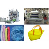 Wholesale Fully Automatic Non Woven Fabric Production Line For Medical Protect from china suppliers