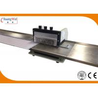 Wholesale PCB Separate PCB Depaneling Machine For LED Lighting V Cut PCB Separator from china suppliers