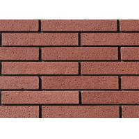 Wholesale Custom Red Brick Siding Panels Exterior For Home Wall 240x60mm from china suppliers