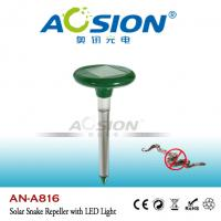 Wholesale Solar Snakes Repellent With LED Light from china suppliers