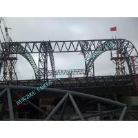 Buy cheap Customized Prefabricated Pipe Metal Truss Buildings Grandstands And Sports Stadiums from wholesalers
