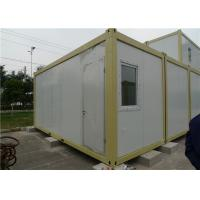 Quality Ablution Container Ready Made Polystyrene Panel for sale