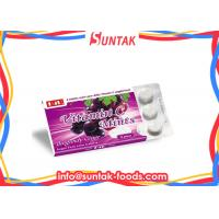 Wholesale Sour Grape Flavor Chewable Vitamin C For Kids / Adults Daily Needs from china suppliers
