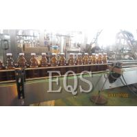 Wholesale 5L PET Bottle Beer Filling Line , Fully Automatic Linear Filling Machine from china suppliers