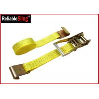"Wholesale 1.5"" Muticolor Zinc Alloy Cam Buckle Heavy Duty Ratchet Strap With S Hooks from china suppliers"