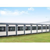 Wholesale Demountable Flat Pack Pre Fab Office Buildings Modular Homes Heat And Sound Insulation from china suppliers