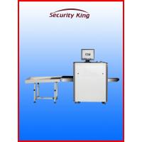Quality 6mm Steel Penetration X Ray Baggage Scanner For Airport Security for sale
