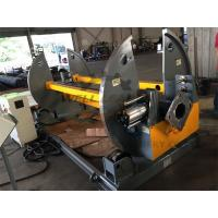 Buy cheap Motorized Light Pole Welding Machine PLC control Rotation For Robot Taper Pole and Flange from wholesalers