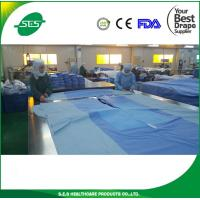 Wholesale EO sterile hospital major surgery surgical general drape universal pack from china suppliers