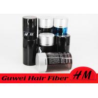 Wholesale Private Label Instant Hair Building Fiber Hair Loss Product Multi - Color Optional from china suppliers