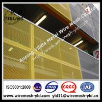 Wholesale paint coated round hole perforated metal sheet,metal wire mesh for protection from china suppliers