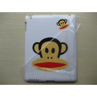 Wholesale Original cute Smart White monkey sleeve iPad 2 hard case for girls from china suppliers