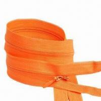 Wholesale Nylon Zipper, Various Sizes are Available from china suppliers