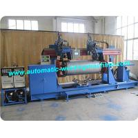Wholesale Double Head Circle Seam Automatic Welding Machine For Tank / Pipe from china suppliers