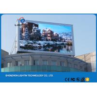 Wholesale SMD 2727 1R1G1B Waterproof Outdoor Led Billboard P5 LED Display 3200-9300k from china suppliers